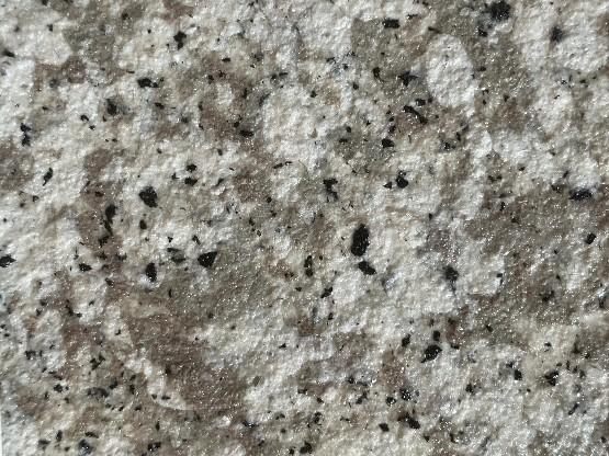 多彩漆仿石漆和外墙干挂石材(瓷砖)之间的较量